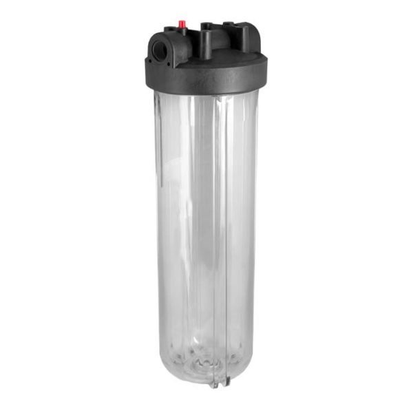 Portacartuchos Hydronix HF45 Transparente
