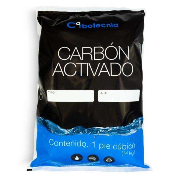 Saco de carbón activado 1 pie cúbico