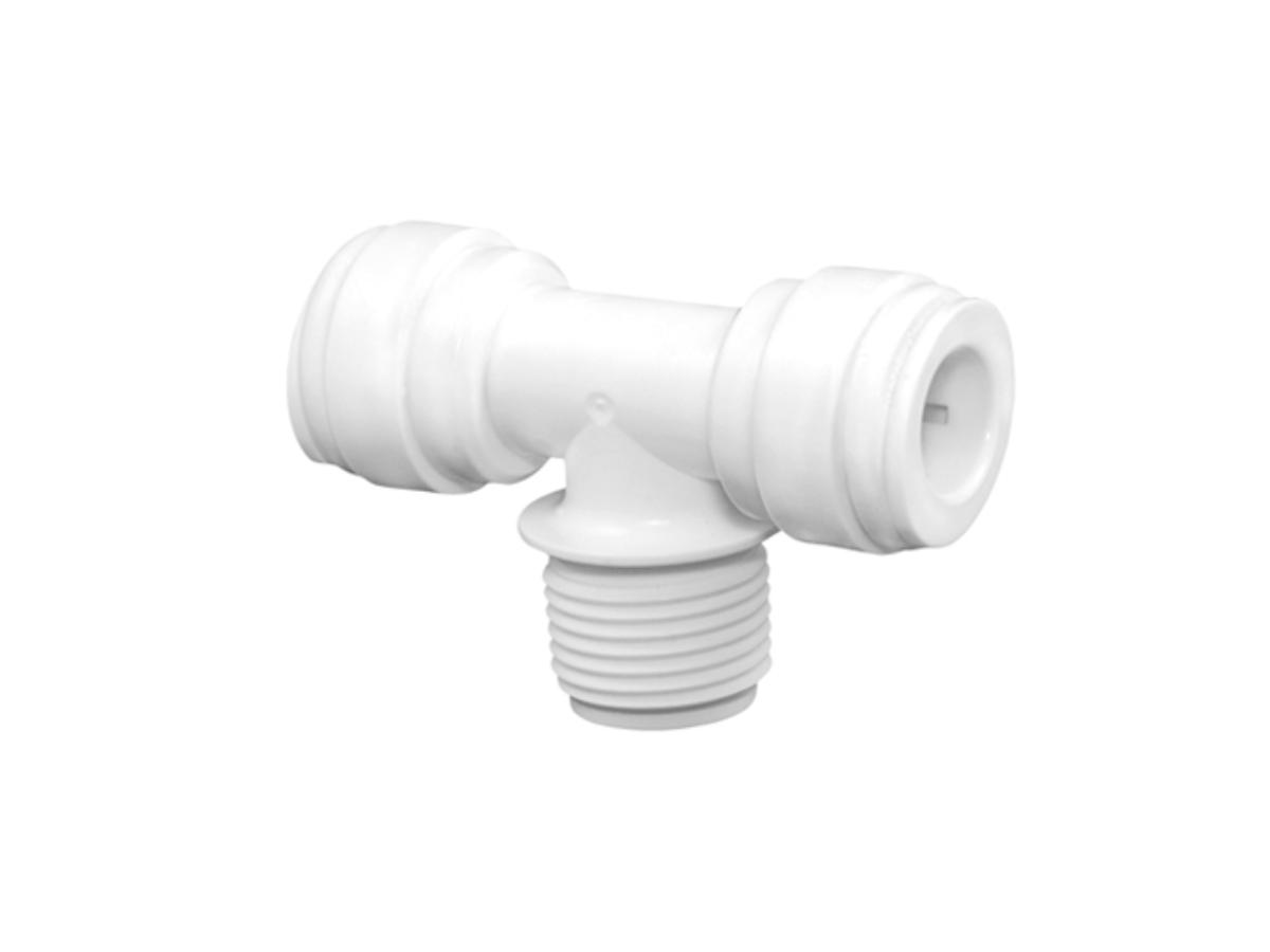 Conector macho de rosca macho 6mm Conector de tuber/ía de acero inoxidable Conector de tubo de rosca macho industrial doble para la manguera Cola Tubo macho