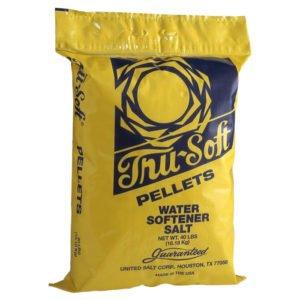 Sal peletizada Tru-Soft