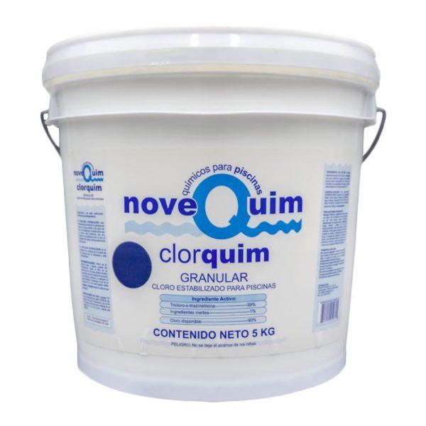 Cubeta Clorquim presentación de 5kg