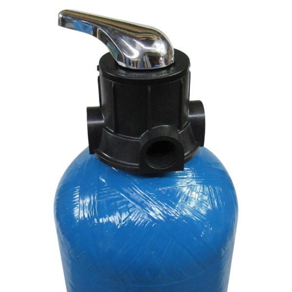 Filtro con válvula Manual, Tanque Aquatrol y Válvula Purago
