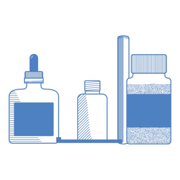 Kits de análisis de agua