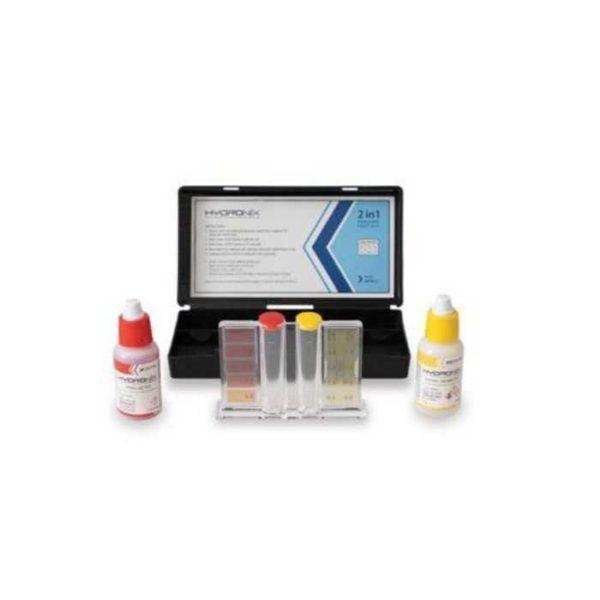 Medidor de Cloro y pH Hydronix