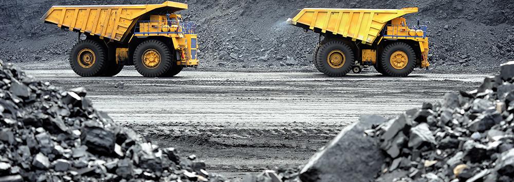 Minas de carbón