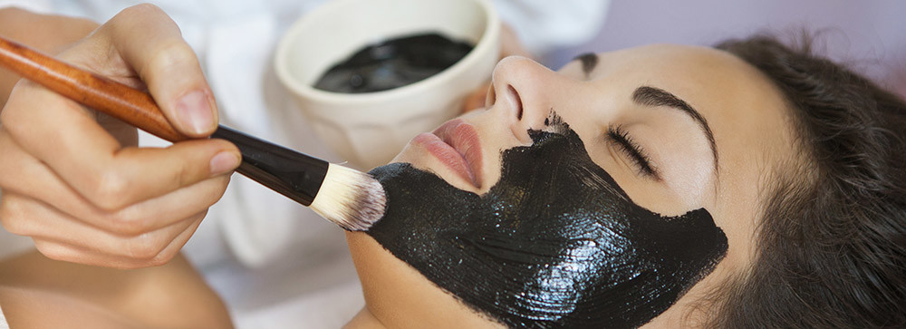 Carbón activado mascarilla