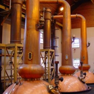 Destilacion de agua