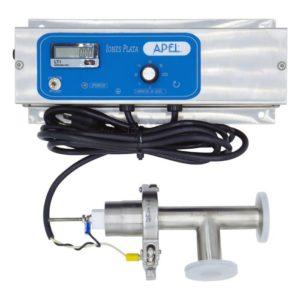 Ionizador de plata para agua