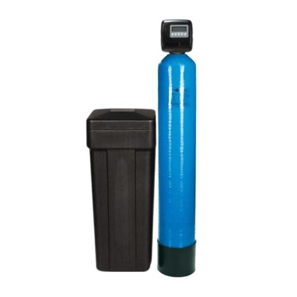Suavizadores de agua, Ablandador de agua con medidor