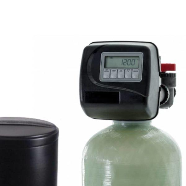 Suavizador o ablandador de agua con válvula Clack WS1EE