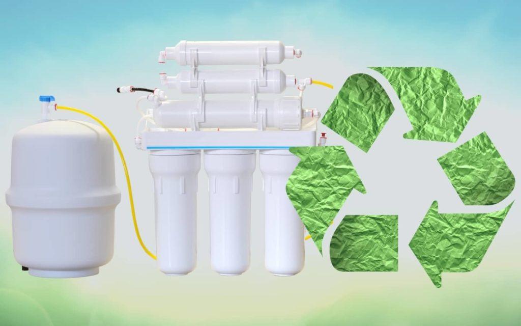 Beneficios de un purificador de agua casero